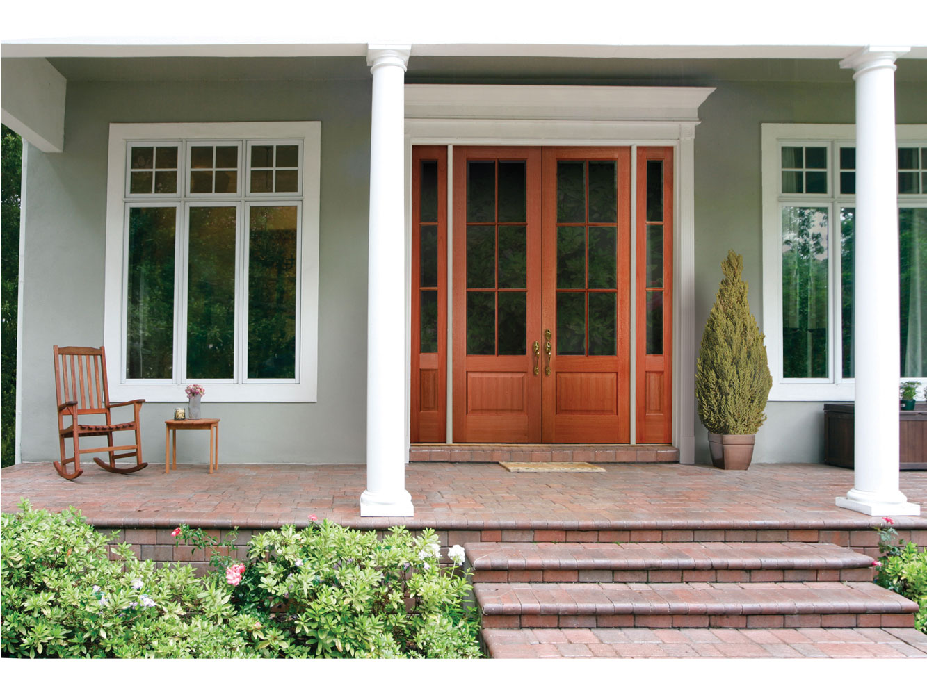 Oklahoma City Exterior Doors | Mill Creek Lumber