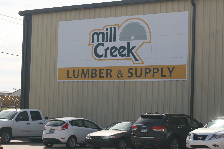 Mill Creek Lumber Oklahoma City Sooner Rd